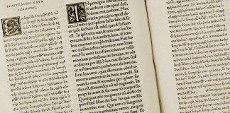Het Griekse Nieuwe Testament van Erasmus