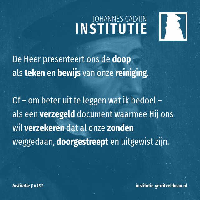 4151 De Betekenis Van De Doop
